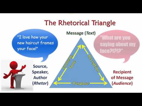 Communication and Rhetoric: Two Theory Models