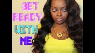 "GET READY WITH ME (MY ""BEAT FACE"" )"