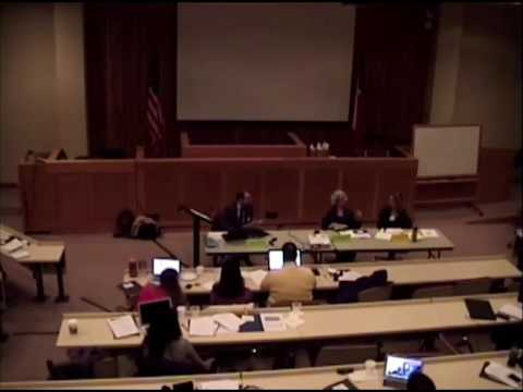 Mock Immigration Court Hearing and Tips