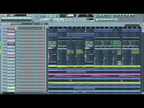 GDFR by Flo Rida full instrumental Fl Studio remake | Ft. Sage The Gemini and Lookas+Free FLP