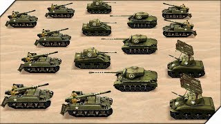 КУПИЛ КРУТОЙ ТАНК - СИМУЛЯТОР Второй Мировой Войны на Андроид. Игра WW2 Battle Simulator # 8