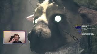 Zeusidiouss videogamedunkey izliyor.(The Last Guardian)