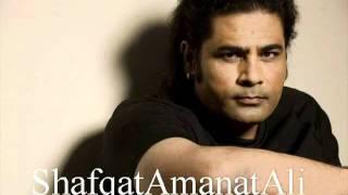 Shafqat Amanat Ali - Teri Yaad Aayi - Khamoshiyan