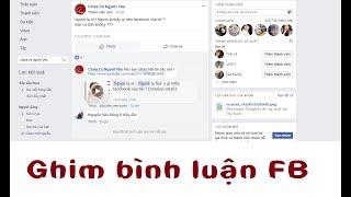 cách ghim, tắt bình luận cho bài viết trên facebook