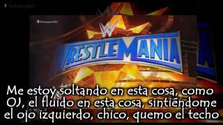 WWE WrestleMania 33 Canción Subtitulada 'GreenLight' + Promos