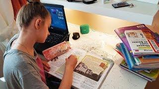 LIFE VLOG: Рабочий стол в конце учебного года/ Лика выбирает принца/ Переезжаем в Великобританию.