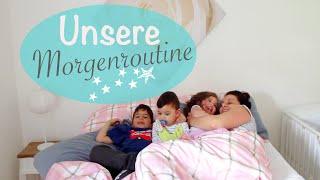 MORGENROUTINE  mit Baby und Kleinkind | Filiz