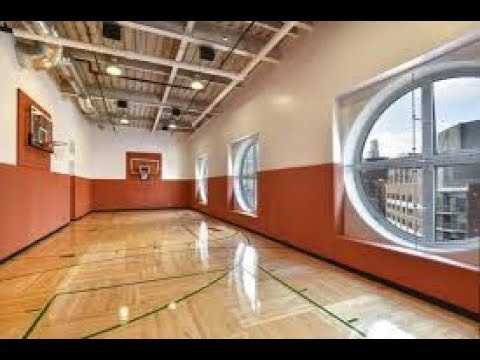 Quavo Has A Basketball Court In His $2M Penthouse Bedroom