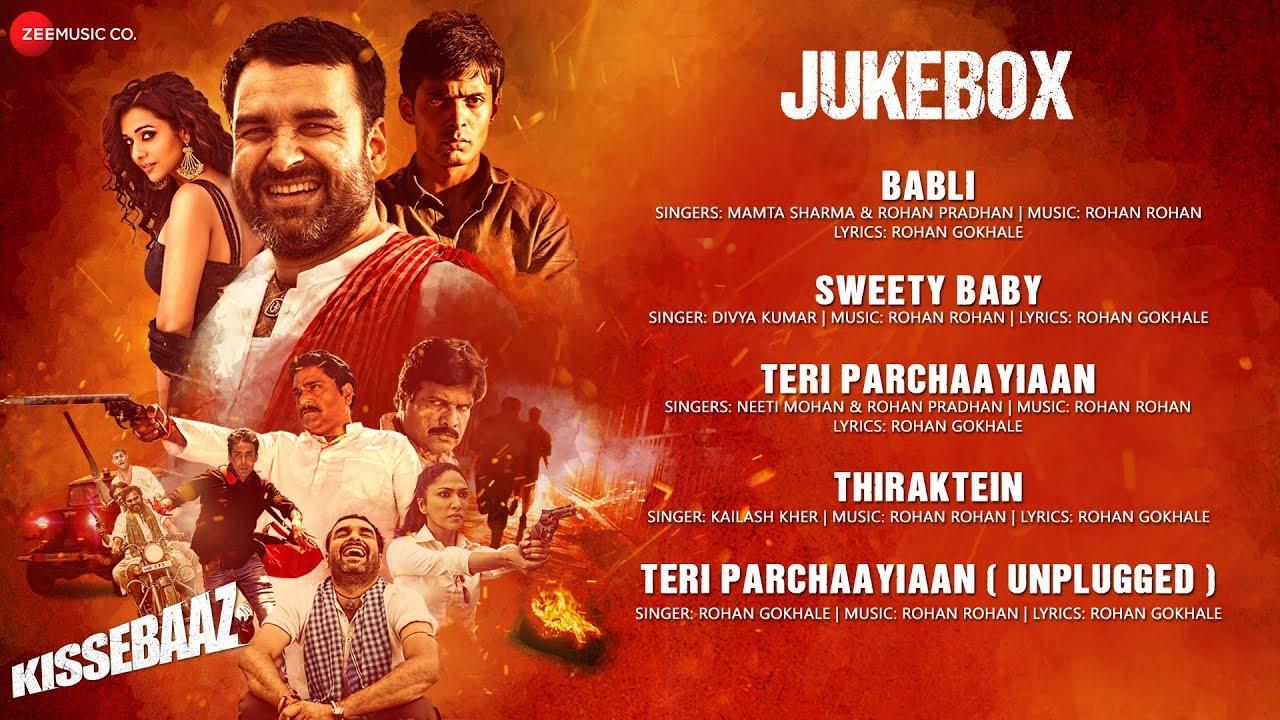 Download Kissebaaz - Full Movie Audio Jukebox   Evelyn Sharma, Pankaj Tripathi & Rahul Bagga