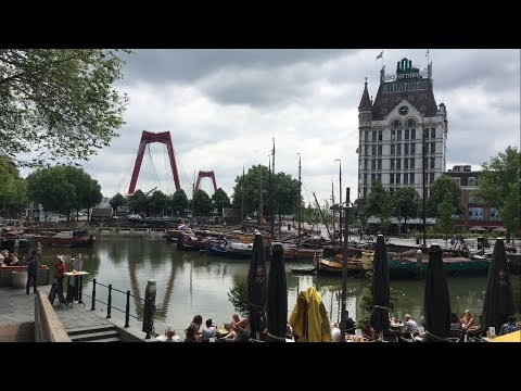 A DAY IN ROTTERDAM || NETHERLANDS