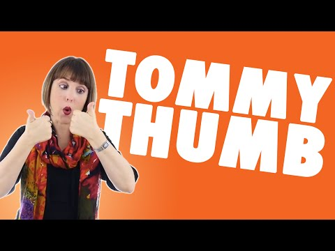 Nursery Rhyme Tommy Thumb by Alina Celeste - Toddler Songs