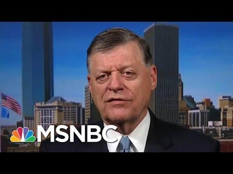 GOP Congressman Tom Cole Says President Donald Trump Made The Right Decision | Morning Joe | MSNBC