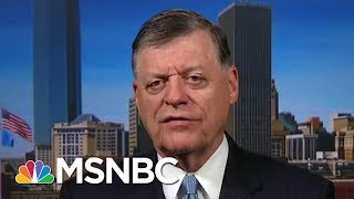 GOP Congressman Tom Cole Says President Donald Trump Made The Right Decision | Morning Joe | MSNBC