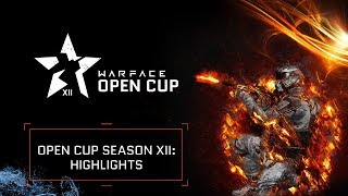 Warface - Open Cup Highlights