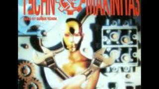 TECHNOMAQUINITA  Vol.3 (A Quique Tejada Mix)-Varios Artistas- 1992