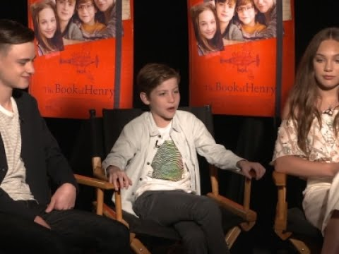 'Book of Henry' stars pick role models, from Leo to Sia