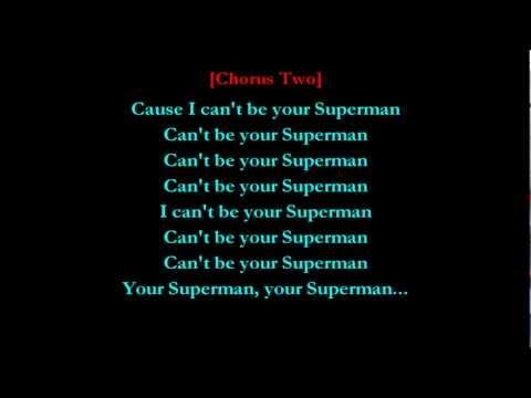 Superman - Eminem feat. Dina Rae (Lyrics) HD