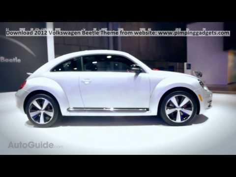 2012 Volkswagen Beetle New York 2011+ EXCLUSIVE Windows 7 Theme Link