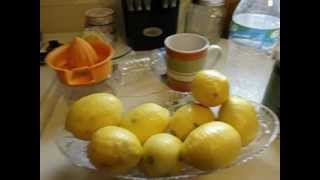 Lose 10 Pounds in 10 days with the Lemonade Diet!!
