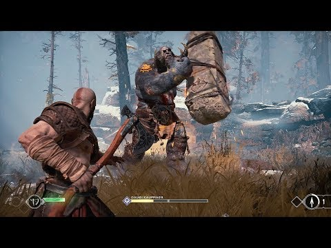 GOD OF WAR  - COMIENZO EPICO #1