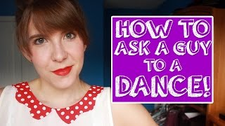 Girls ask guys dance