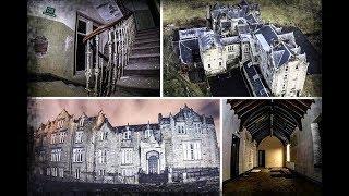 Scary Abandoned Mansion