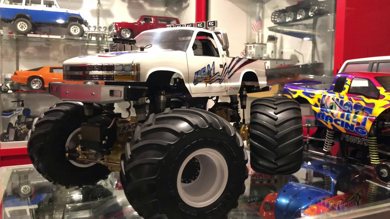 Mikes Rc World Present Rcmtc Monster Truck Racing And Usa1 Rig Review