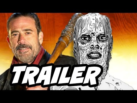 Walking Dead Season 7 Episode 6 Trailer and The Whisperers Explained