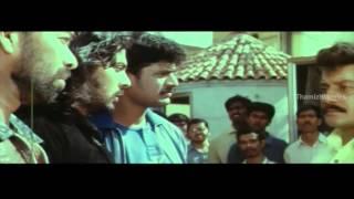 Kaakki Chattaikku Mariyadhai Movie Scenes - Thriller Manju Saves Sai Kumar From Goons
