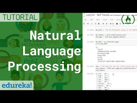 Natural Language Processing (NLP) Tutorial with Python & NLTK