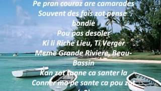 Prizonyer-Alain Ramanisum avec les paroles