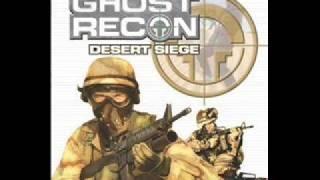 Ghost Recon: Desert Siege | OST - Intro music