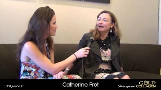 Catherine Frot - Videointervista di Dailymood.it