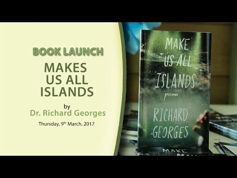 Make Us All Islands Book Launch