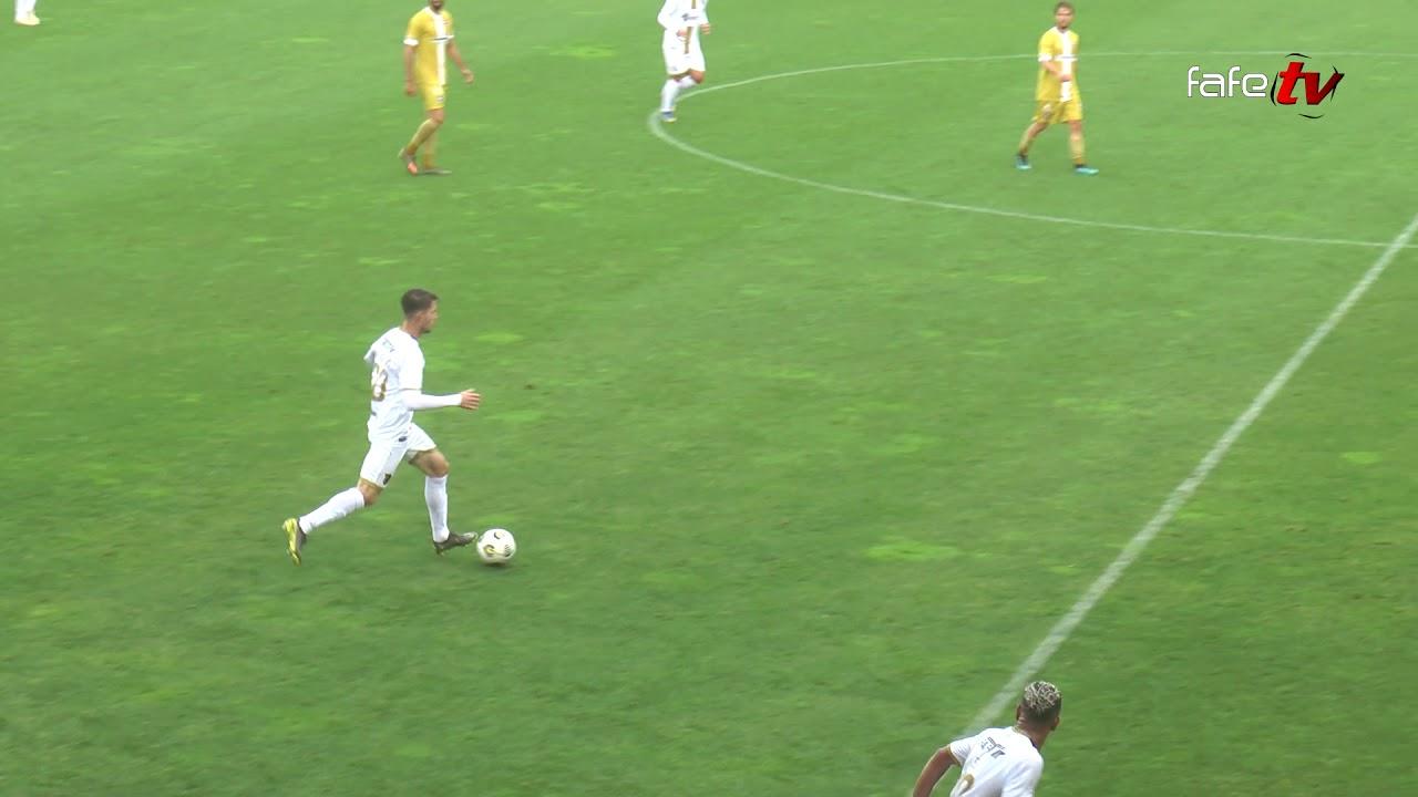 Futebol: AD Fafe perdeu em casa com o Berço por uma bola a zero.