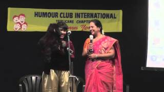 Humour club | Niranjana | Comedy Show | Monthly Meeting | September2015