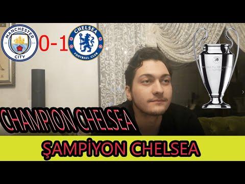 ŞAMPİYON CHELSEA / CHAMPION CHELSEA(MANCHESTER CITY 0-1 CHELSEA)