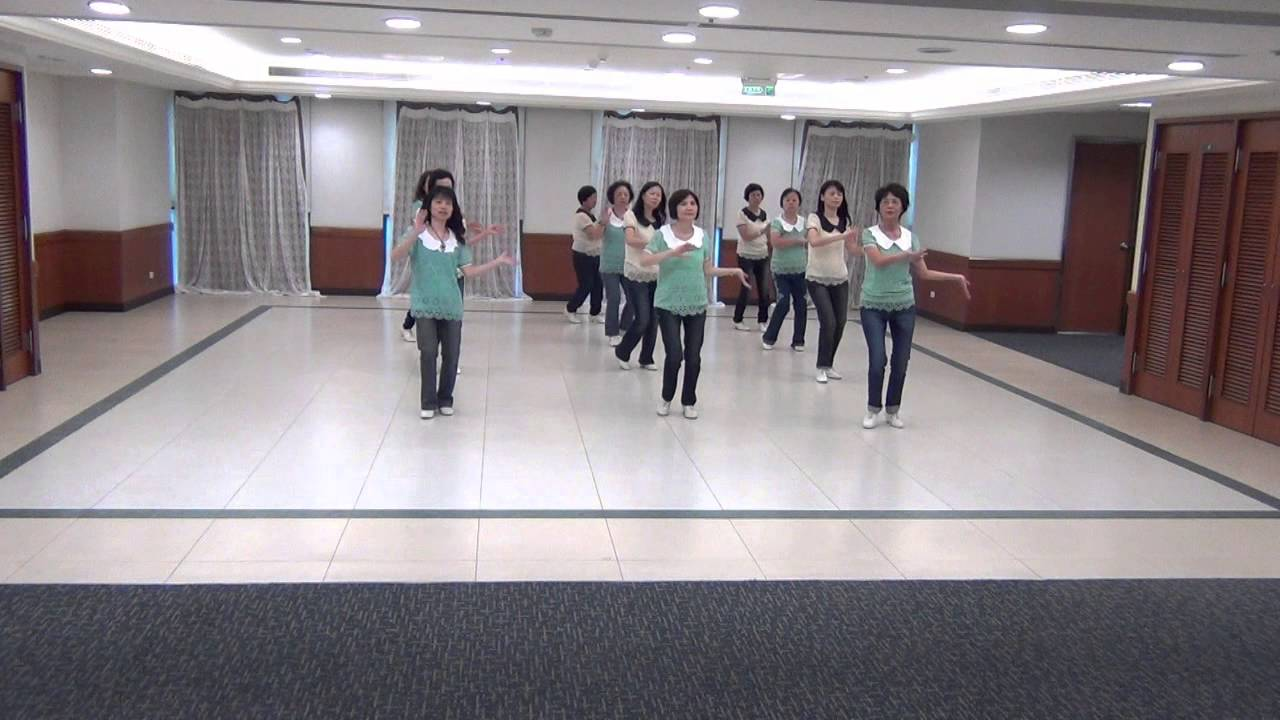 Love Song 1990 戀曲1990 - Line Dance - YouTube