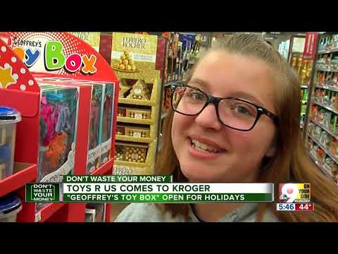 Toys R Us Comes To Kroger