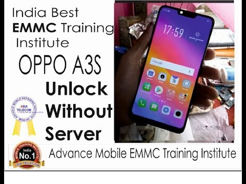 OPPO A3S Screen Unlock Without Online Server By Milan Sir
