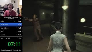 Resident Evil Dead Aim NG Easy Speedrun in 22:27