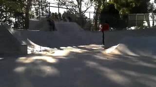 Ariel cortes skating