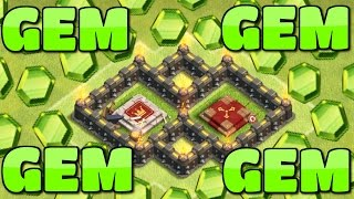 "Clash of Clans - ""GEMMING HEROES!"" Dark Elixir Gemming $100! Gem To Max Special! Heroes In Action"