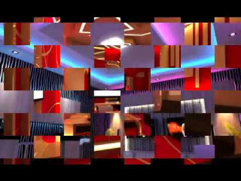Karaoke room design