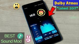 Dolby Atmos For Nougat/Marshmallow & Above | How To Install Dolby Atmos On Nougat Devices??