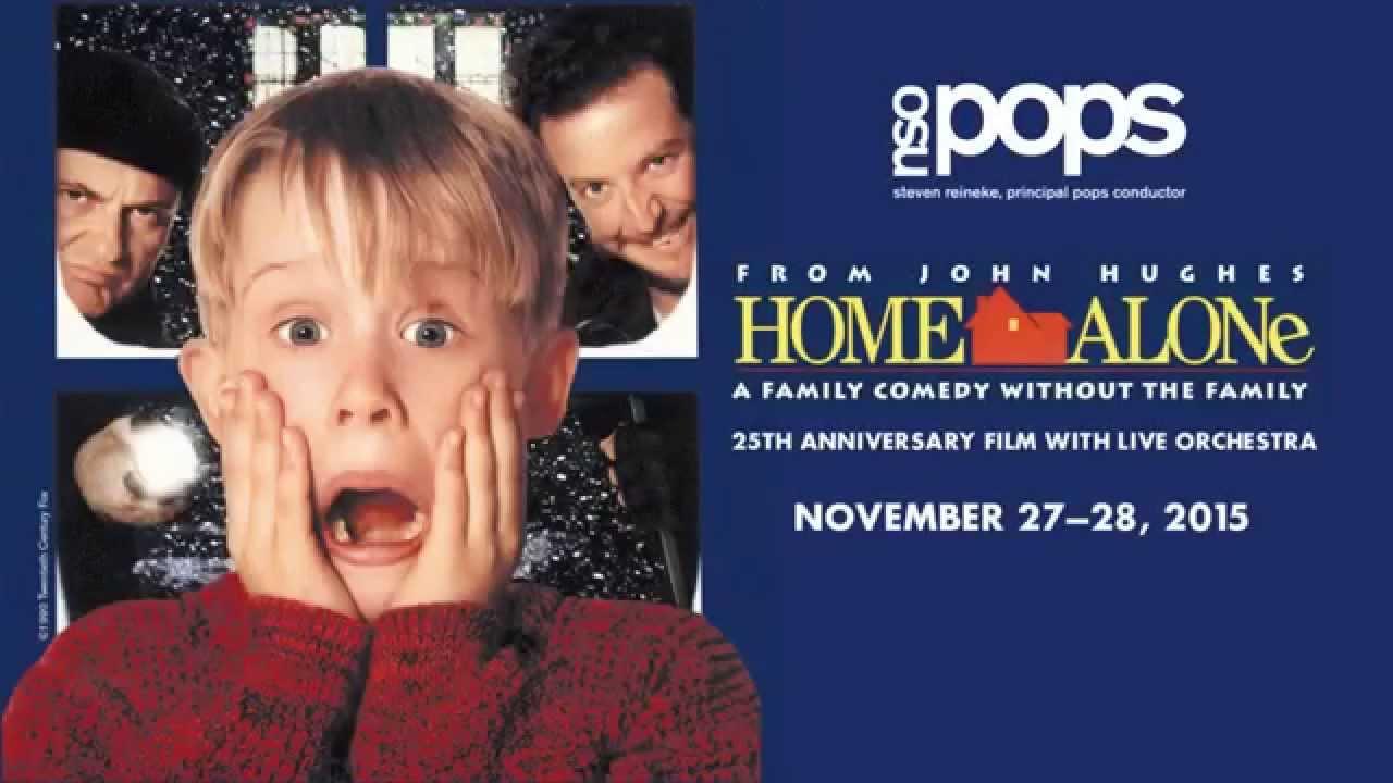 "Steven Reineke previews ""NSO Pops: Home Alone: 25th ..."