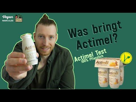 Actimel Vegan -
