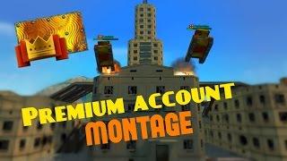 Tanki online Premium Account Montage!