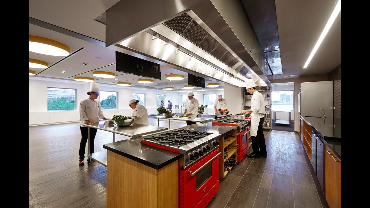 Tour the institute of culinary education in nyc youtube for Interior decorating classes nyc