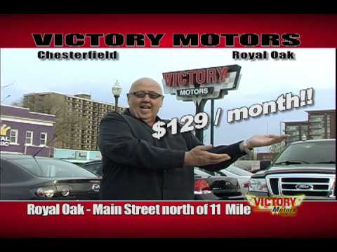 Victory motors chesterfield and royal oak used cars for Victory motors royal oak